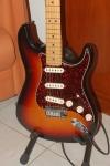 Fender Strat Plus new look
