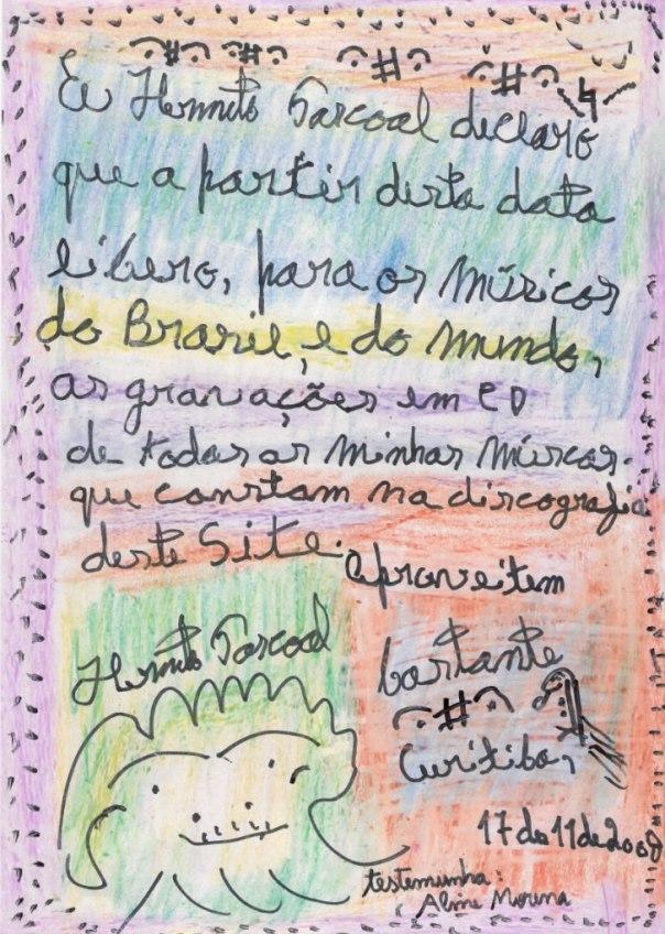 Hermeto Pascoal - Música Livre